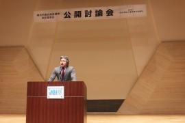 横浜市議会議員選挙に伴う公開討論会開催報告