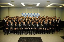神奈川ブロック協議会 会長公式訪問