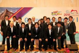 第65回JCIアジア太平洋地域会議(ASPAC)コタキナバル大会